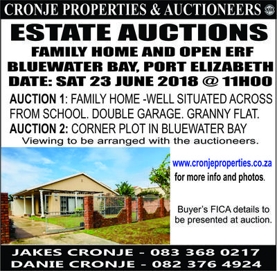 Property For Sale in Bluewater Bay, Port Elizabeth