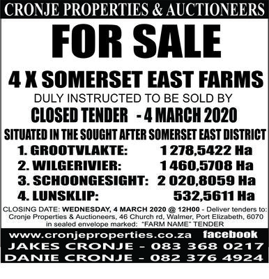 Property For Sale in Somerset East, Somerset East